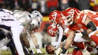 AFC Championship - New England Patriots v Kansas City Chiefs