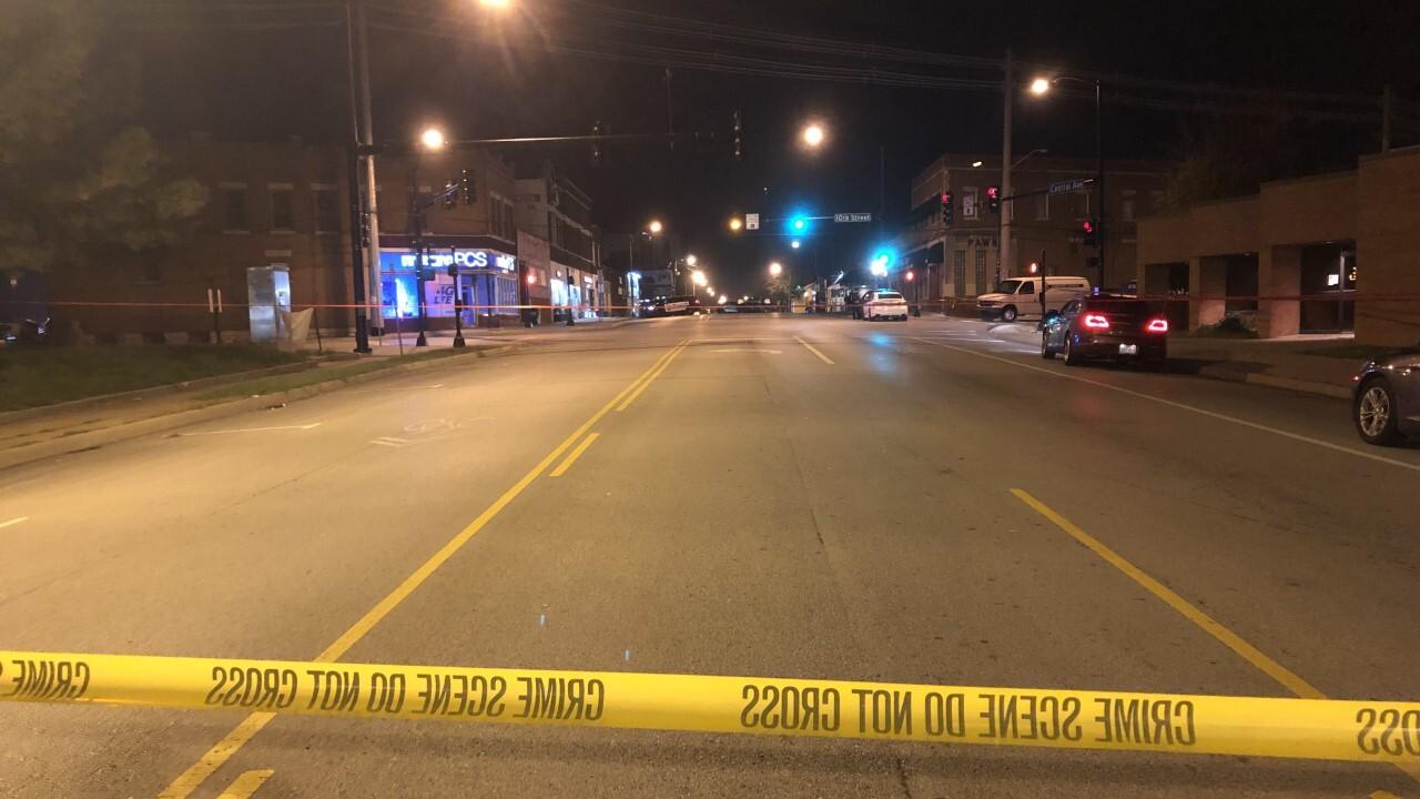 10th and Central bar shooting KCK