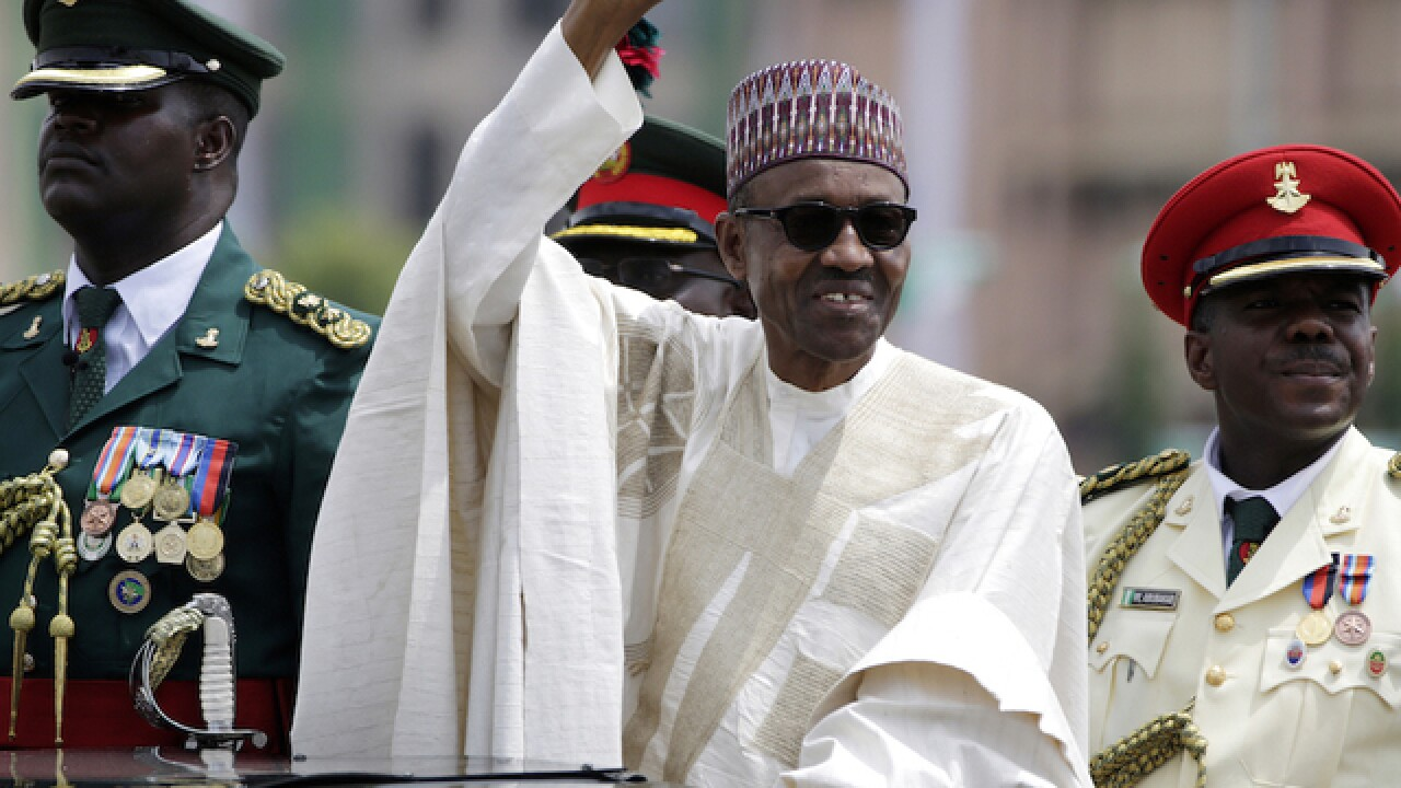 Obama's 2008 victory speech plagiarized by Nigeria's president