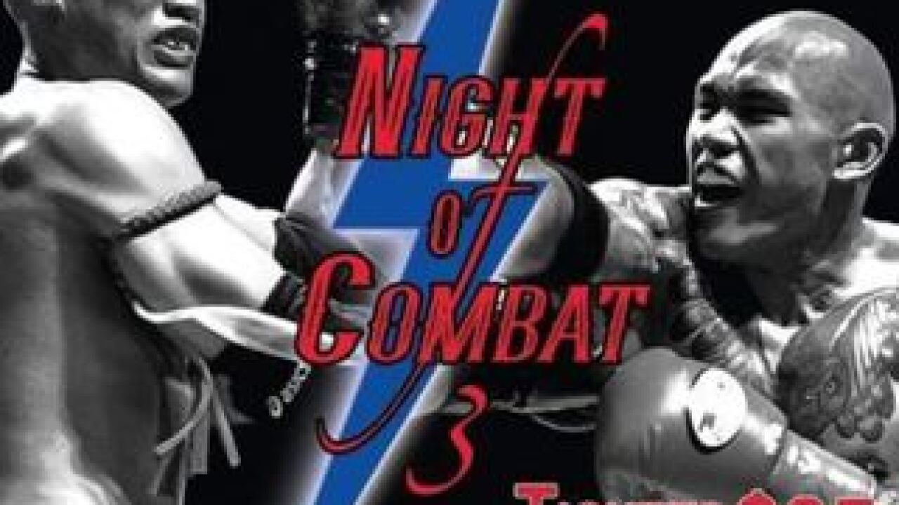 Local teen stepping into ring for first fight