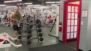 Barbells Gym