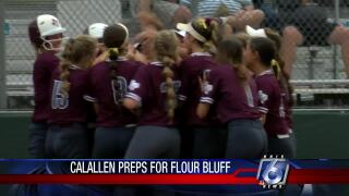 Bunt or blasts, Lady Cats ready for revenge opportunity against Flour Bluff