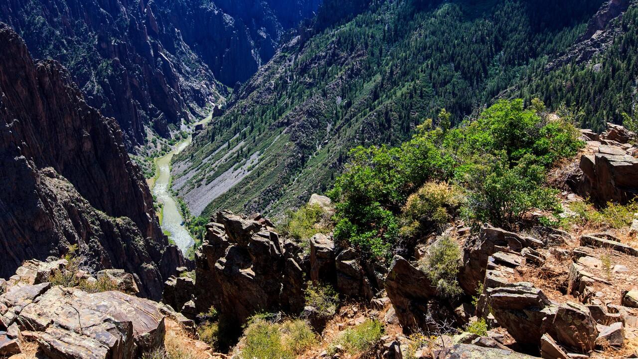 Black Canyon of the Gunnison by Russell J Bennett (10).jpg