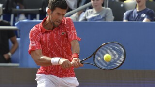 Tennis star Novak Djokovic tests positive for coronavirus after participating in exhibition