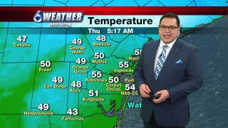 Juan Acuña's weather for March 4, 2021