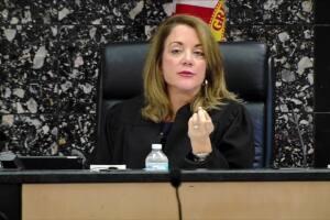 Palm Beach County Chief Judge Krista Marx