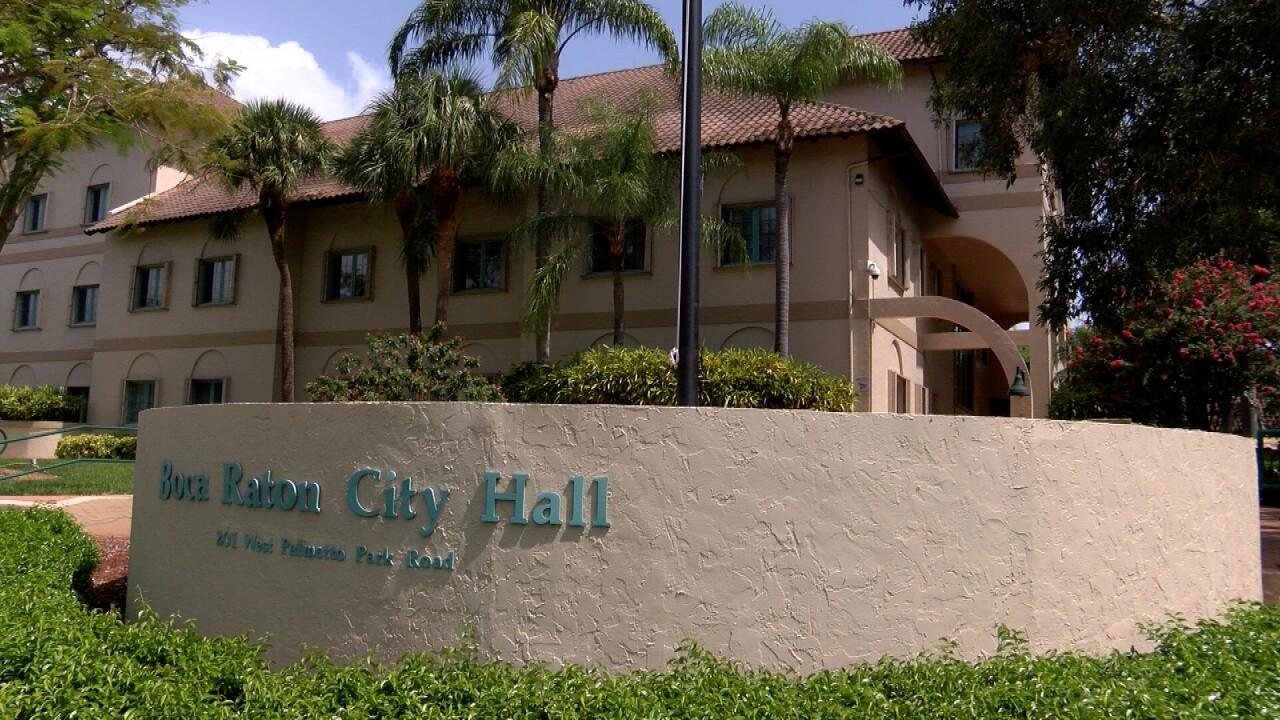 Boca Raton City Hall