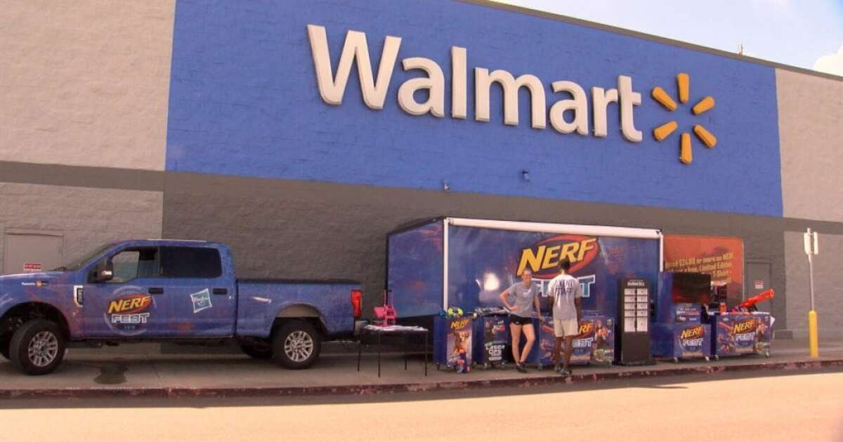 Nerf Fest Comes To The Coastal Bend