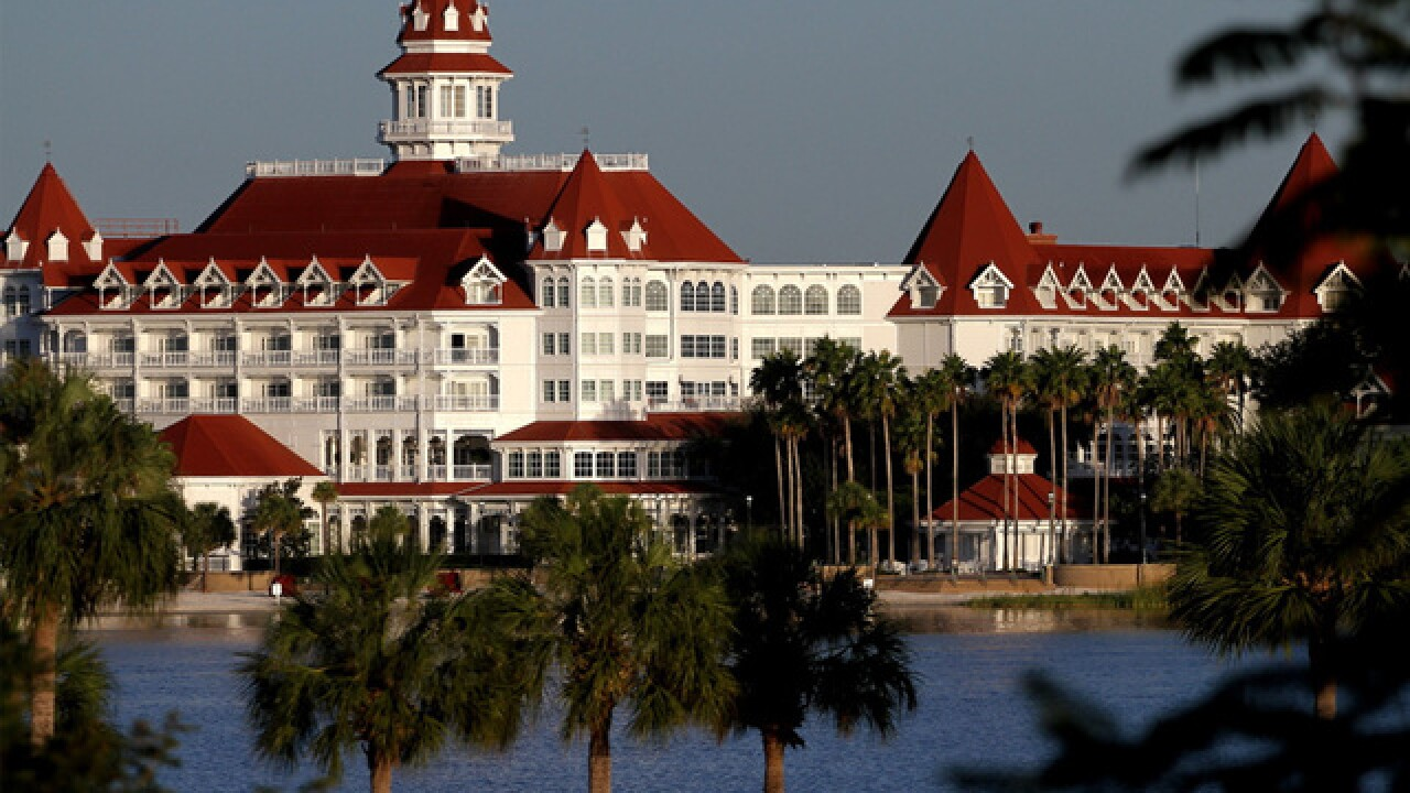 Alligator drags child into Disney World lake