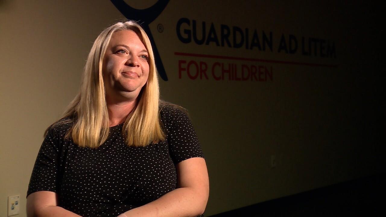 Tabitha Lambert, Director of Hillsborough County's Guardian Ad Litem