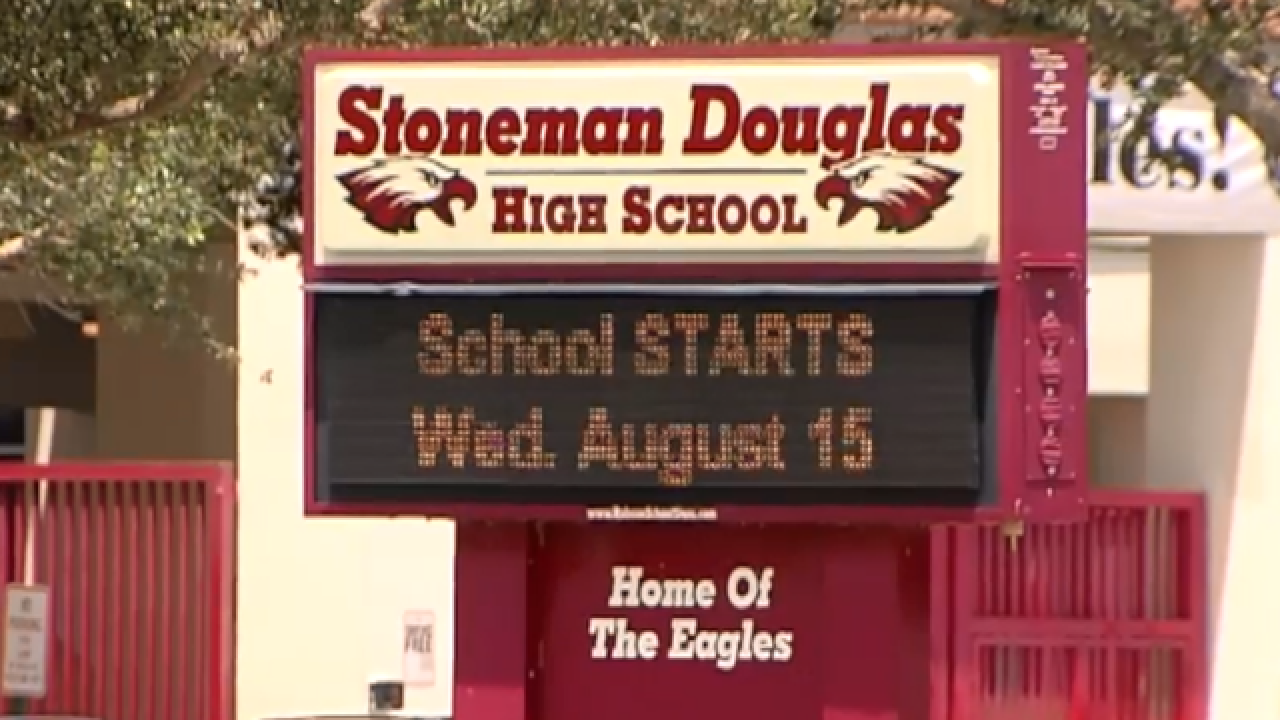 MSD students return to school for first day of new year, while victims' families mourn