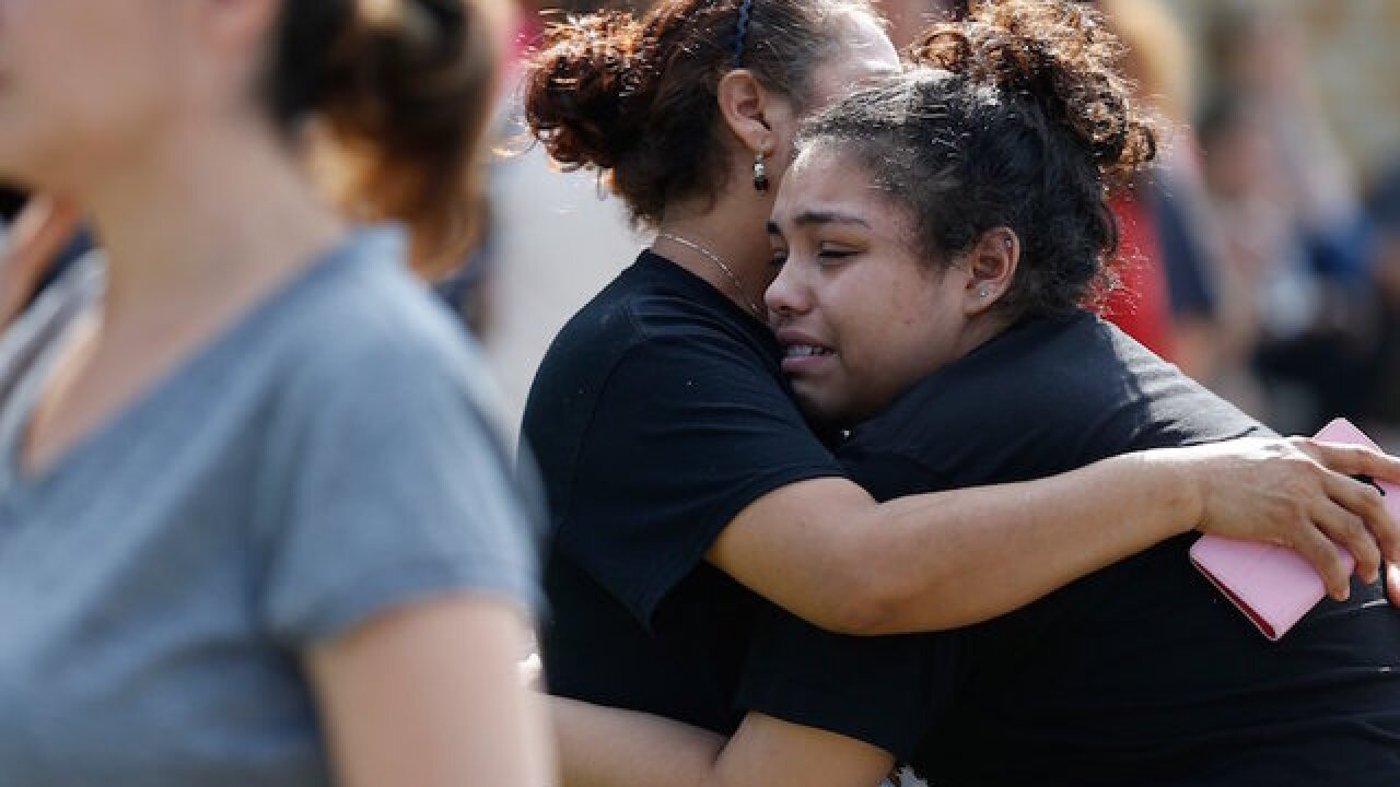 Santa Fe High School student on shooting: 'I wasn't surprised. I was just scared'