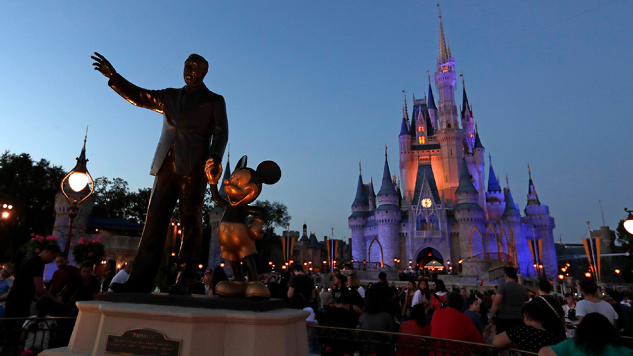 Disney to close all hotels, stores over coronavirus concerns