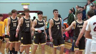 Helena Capital boys basketball