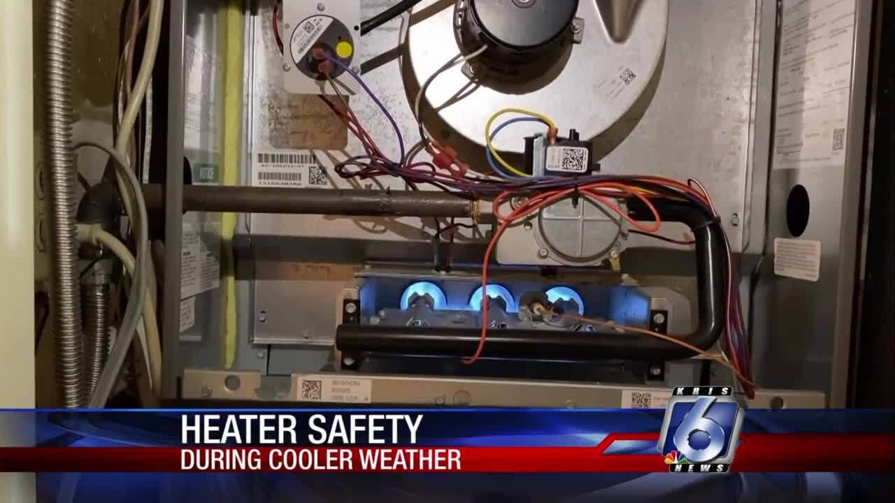 Experts say heating units should be checked twice a year