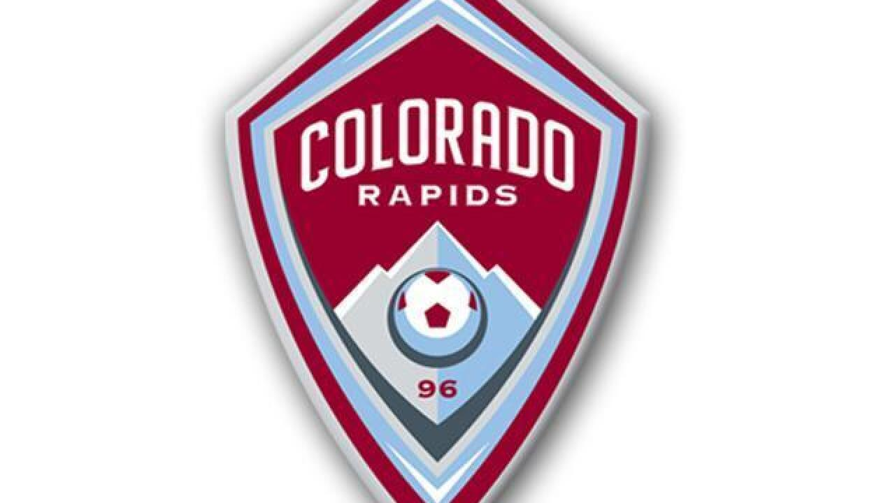 Rapids move into 3rd place