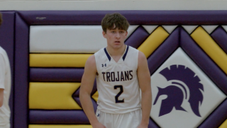 Whitehall's Brenden Wagner hits 7 threes in 69-58 loss to Twin Bridges