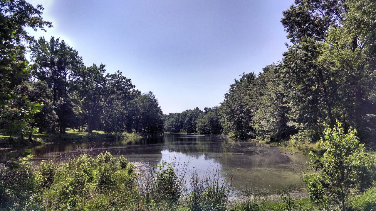 Widewater State Park in StaffordCounty