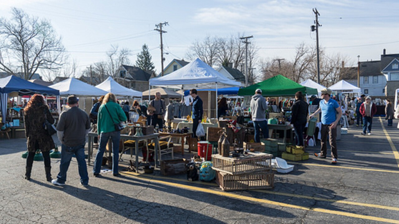 The Cleveland Flea is coming to the east side