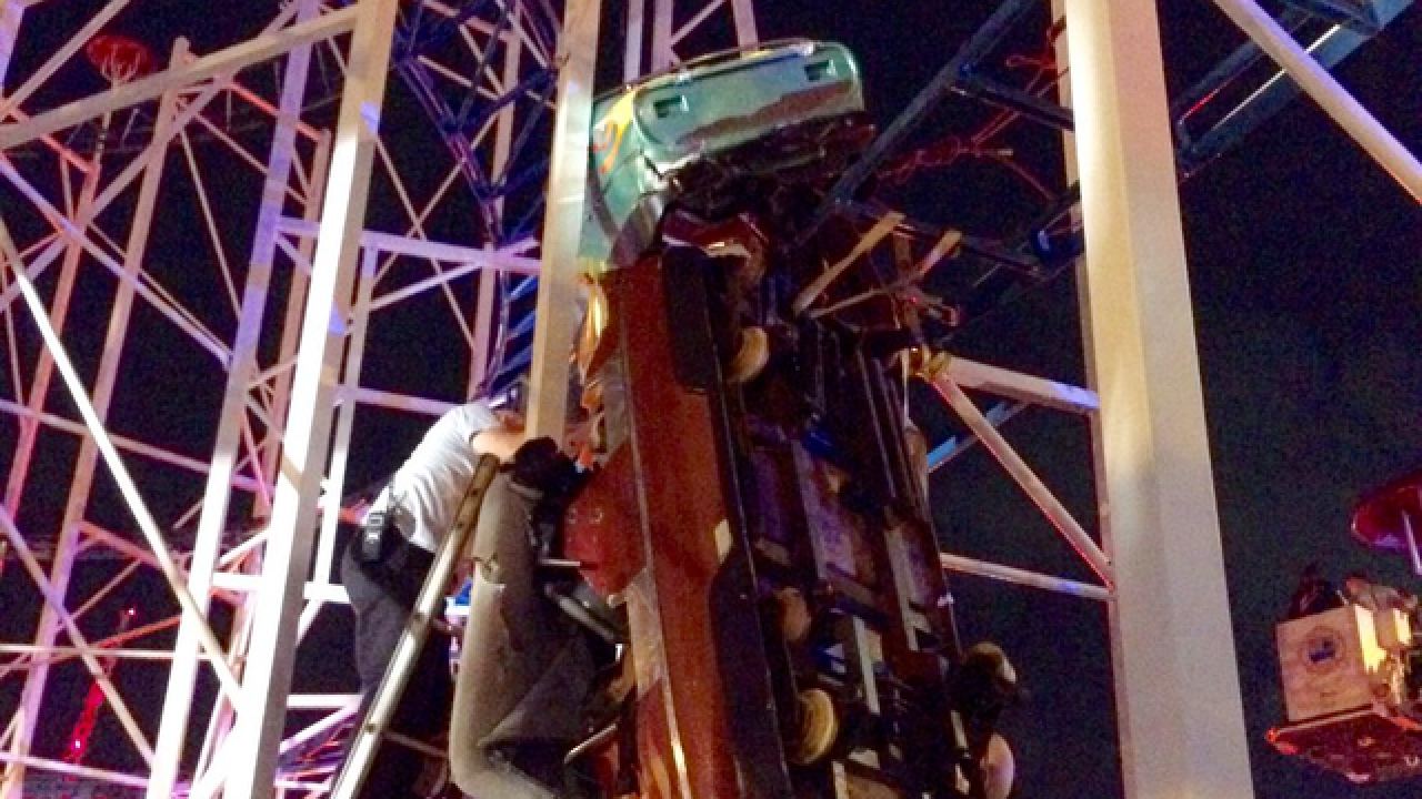 Daytona Beach roller coaster riders could have lifelong injuries, attorney says