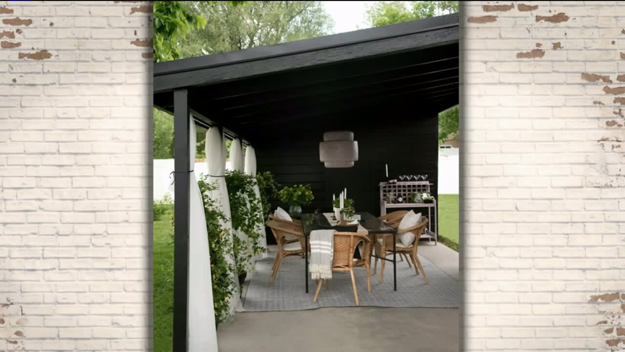 Inspiration for outdoor livingspaces