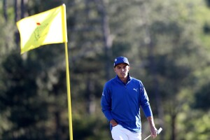 Plenty in position after two rounds of 2017Masters