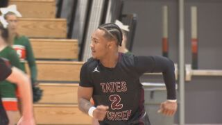 Tates Creek's Cion Townsend