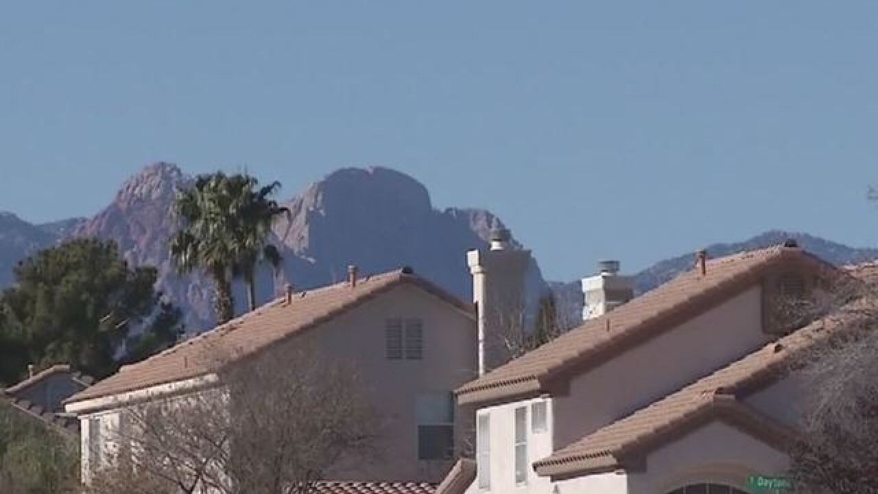 Southern Nevada housing prices dip slightly in June