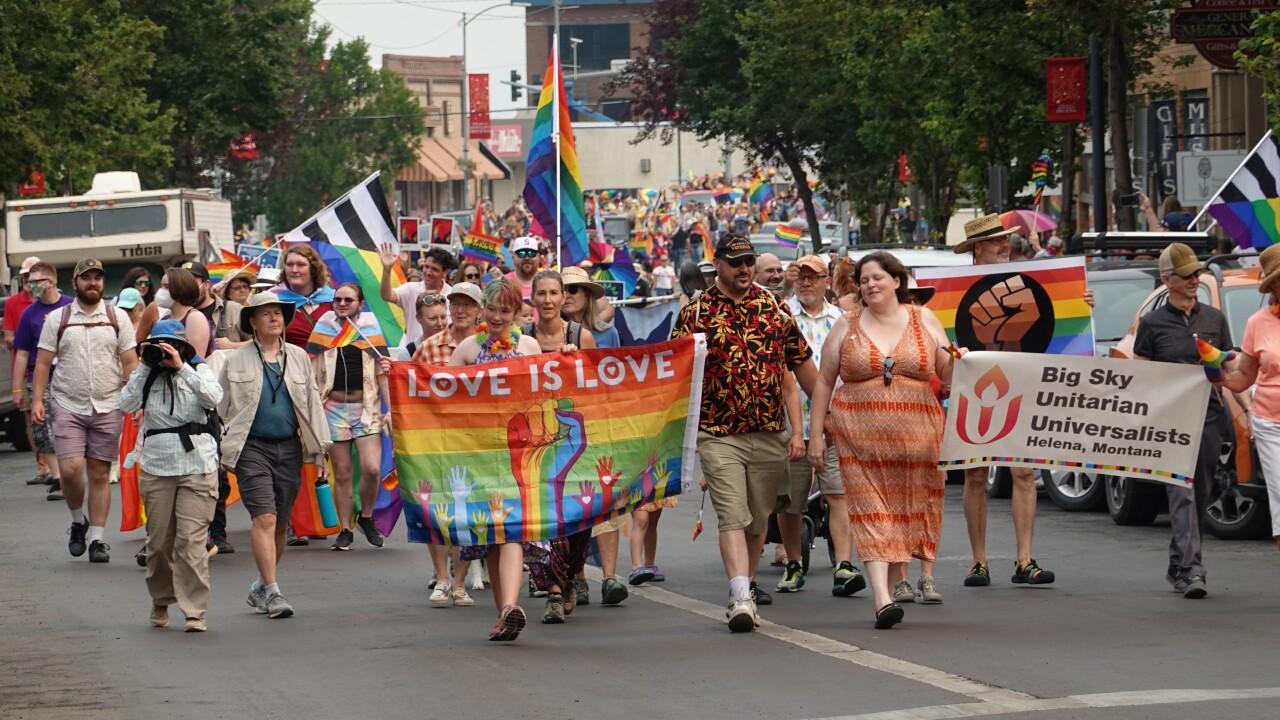 Big Sky Pride Parade