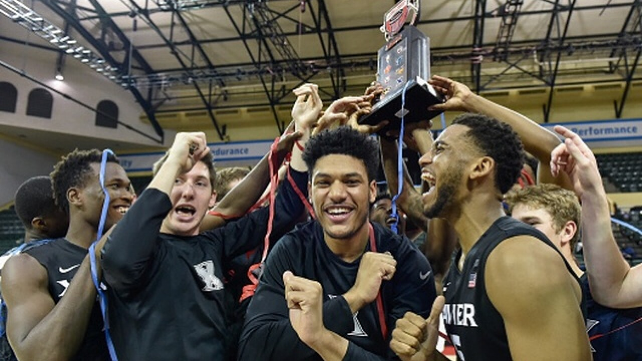 Russell: Xavier's just getting started