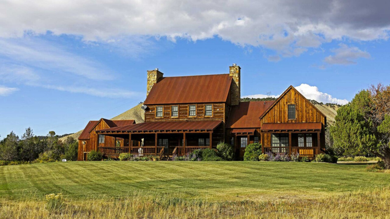 Colorado Dream Homes: Raise horses, cattle at this $23M ranch near Montrose