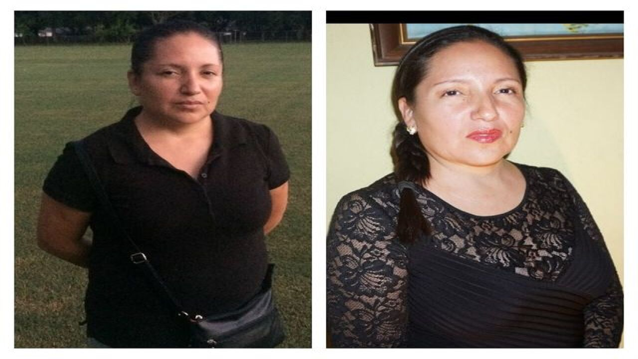ENDANGERED: Rosa Pineda, 40, is missng