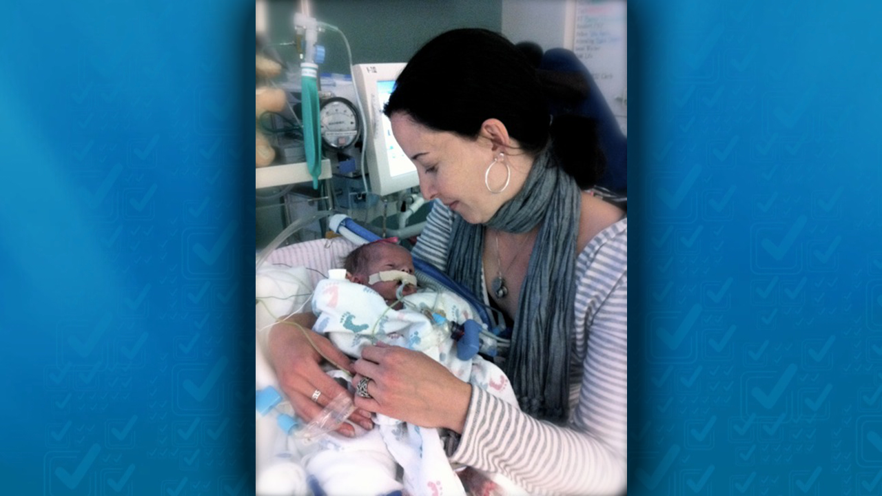 Photos: Utah family thanks strangers for child's Gift of Hope that saved daughter's life