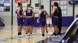Carroll College holds annual basketball scrimmages