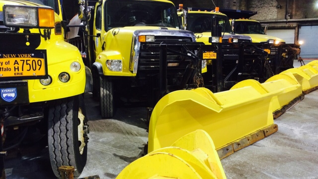 Cheektowaga troubles filling snow plow overtime