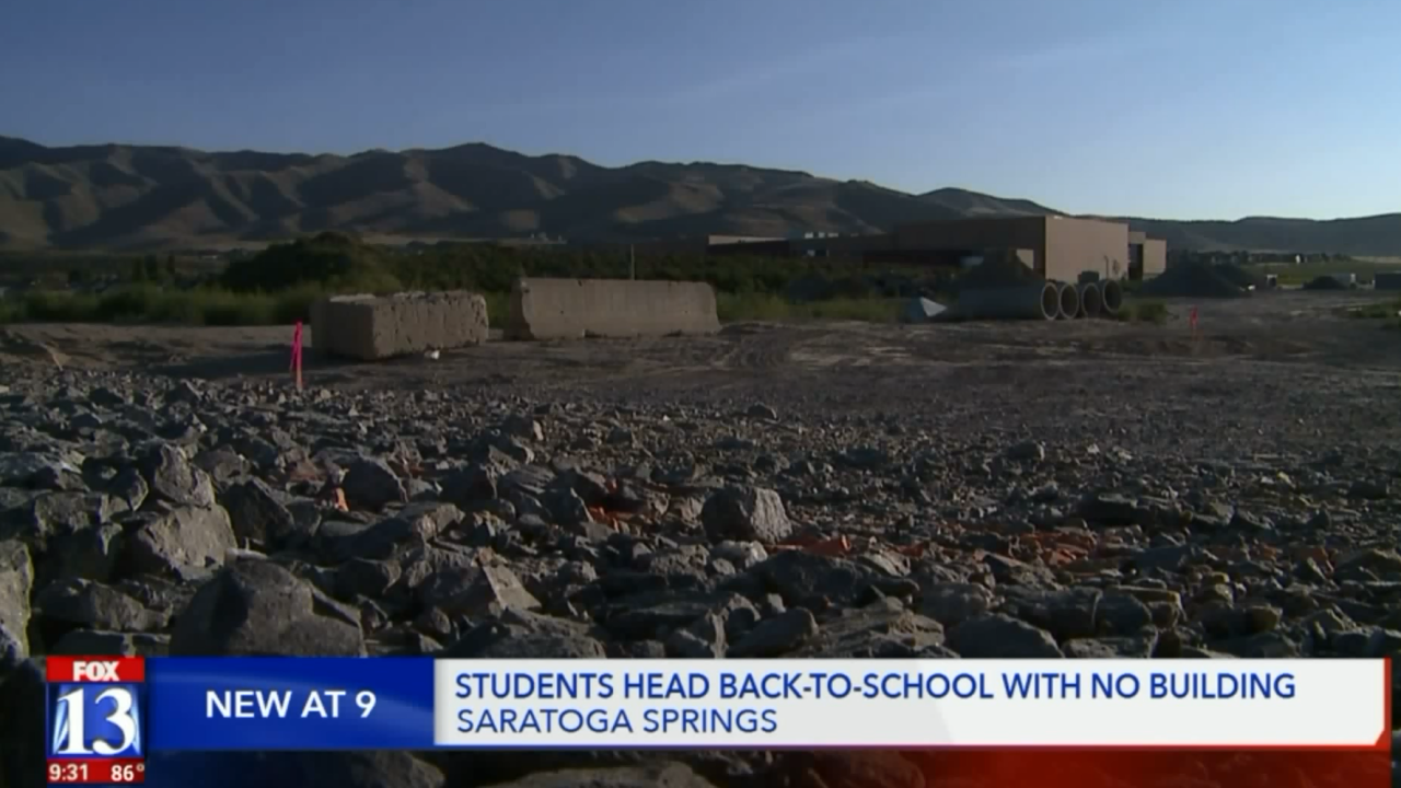Saratoga Springs school comes up with 'unique' solution to house students
