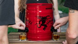 Fireball Is Releasing Kegs That Hold 115 Shots Of Whisky