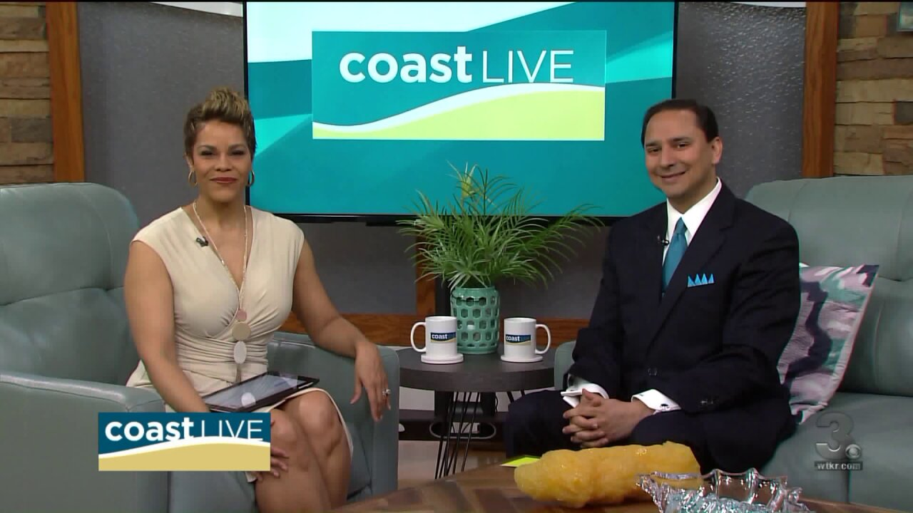 Losing fat with the help of technology on Coast Live