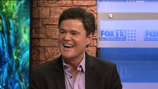 3 Questions with Bob Evans Podcast: Donny Osmond (Again!)