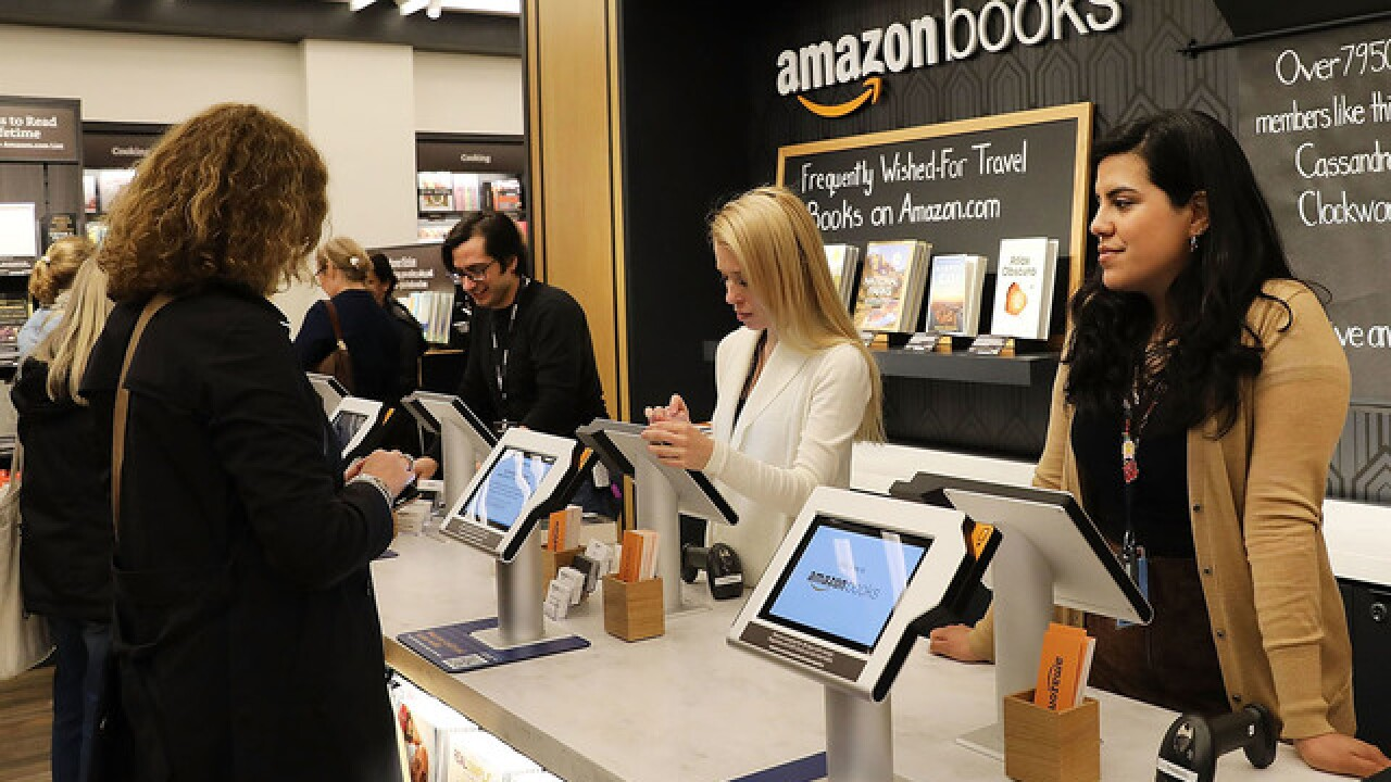 Amazon to open brick-and-mortar bookstore at Park Meadows mall
