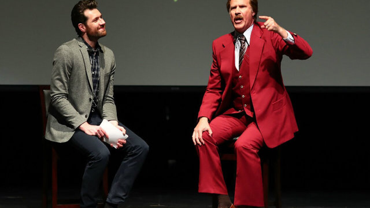 Will Ferrell hurt in crash on I-5 after SD event