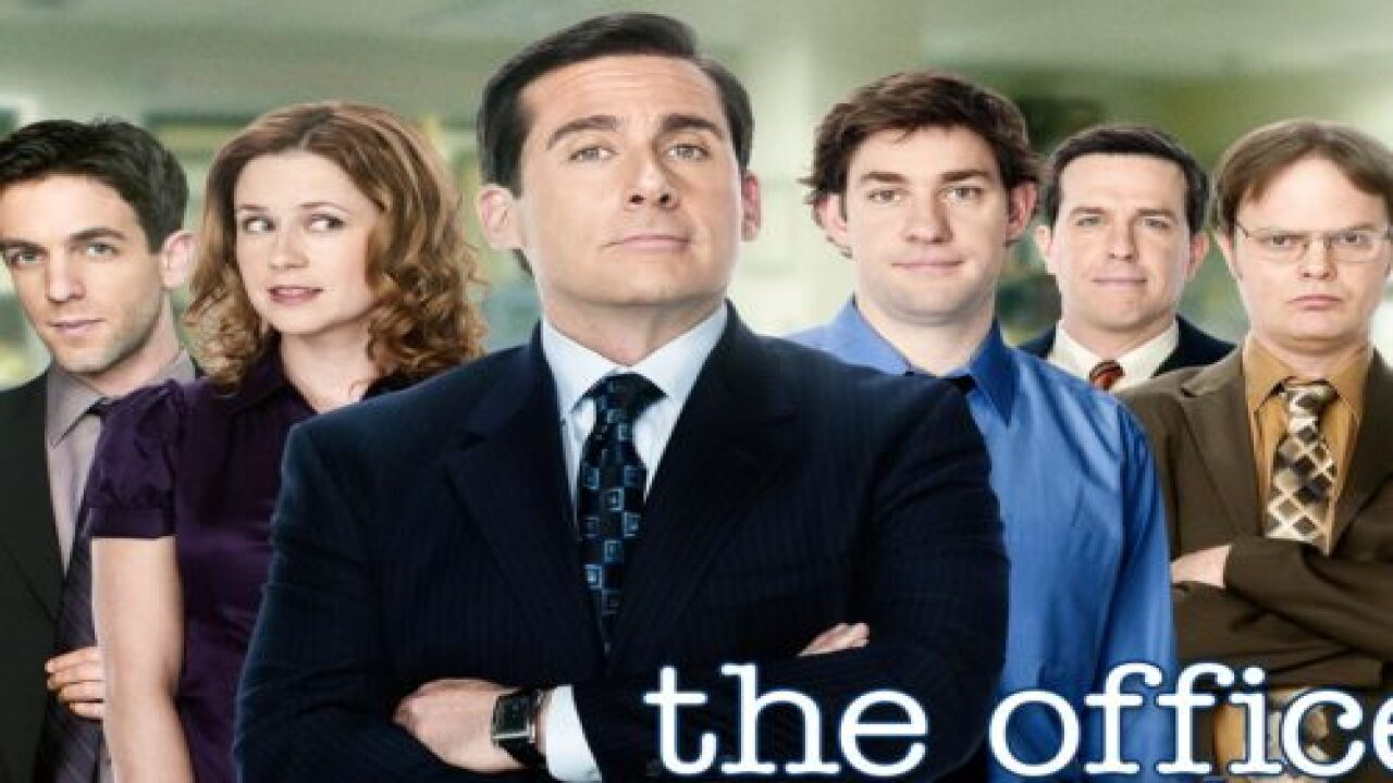 'The Office' Producers Are Making A New Show Inspired By Working From Home