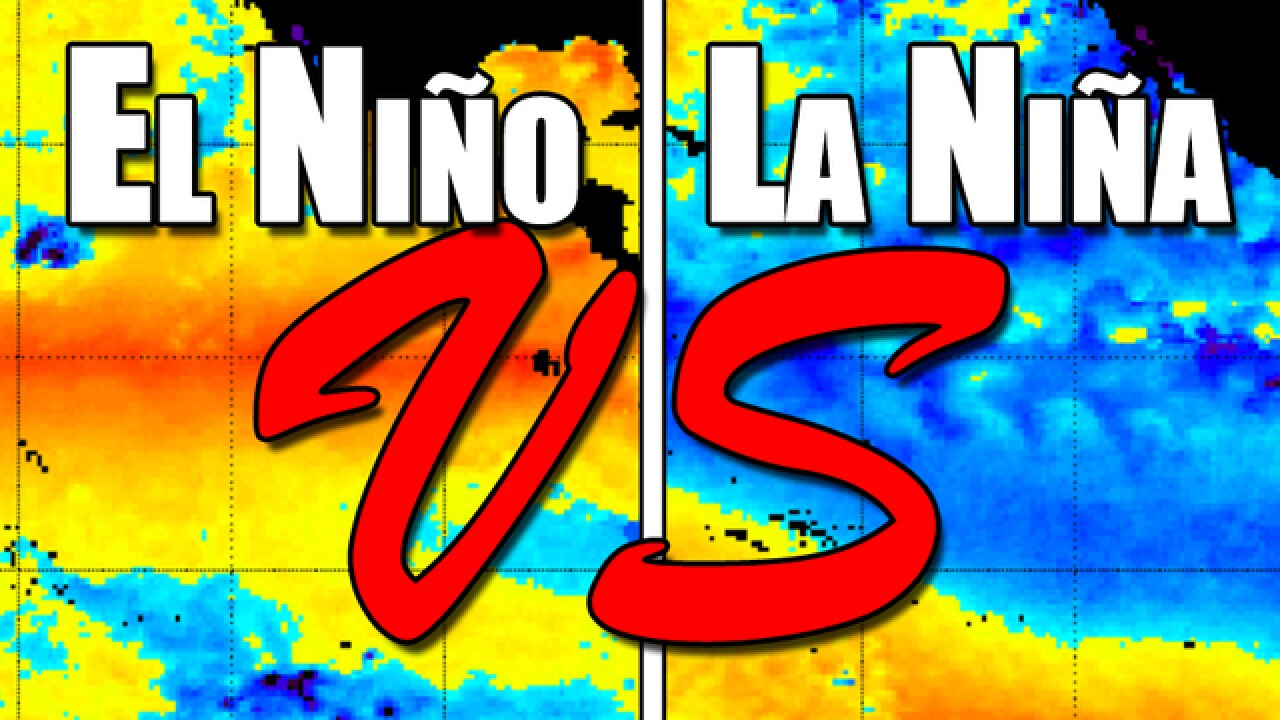 La Nina is off the table says NOAA