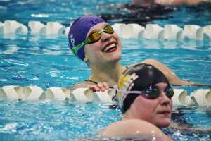Butte High's Catherine Russo talks shattering state records