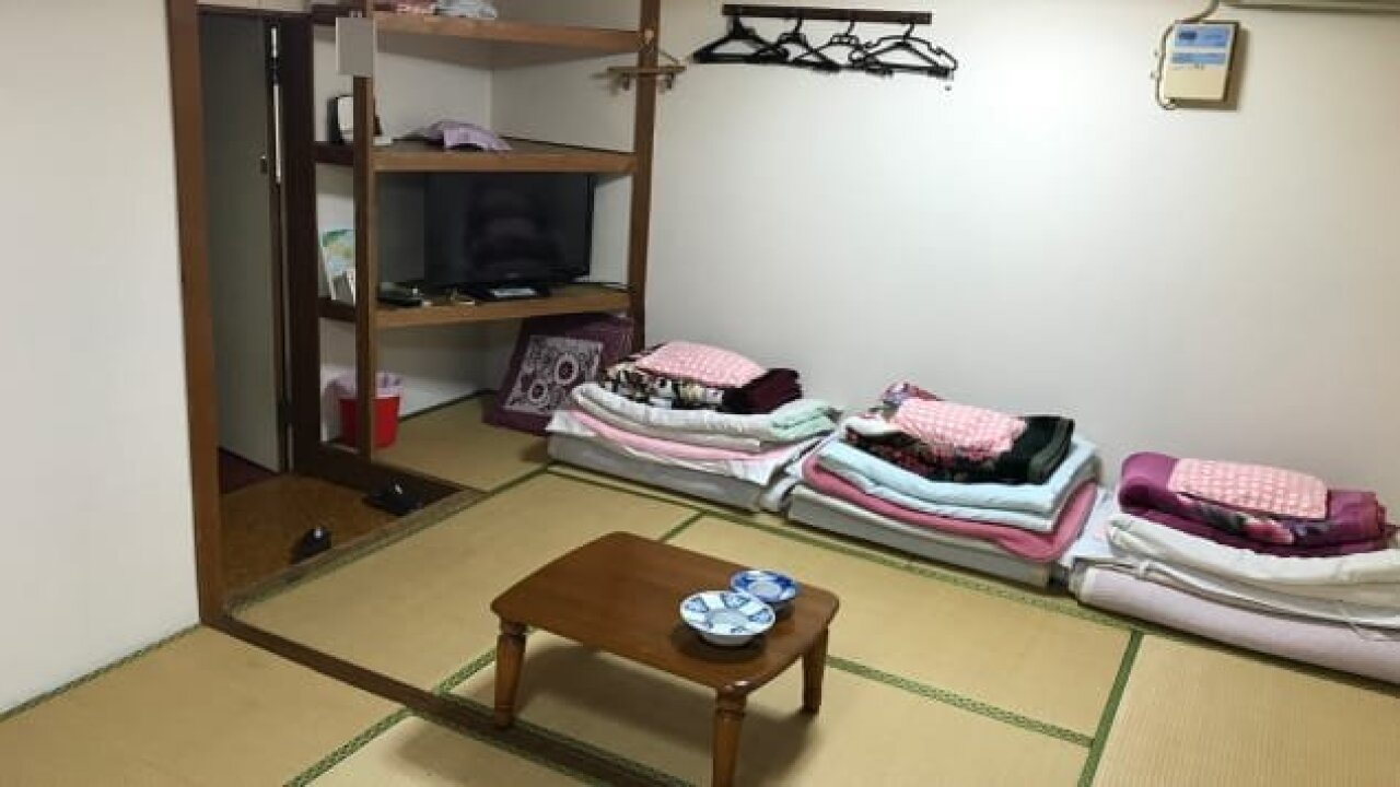 This Japanese hotel room costs $1 a night. The catch? You have to livestream your stay