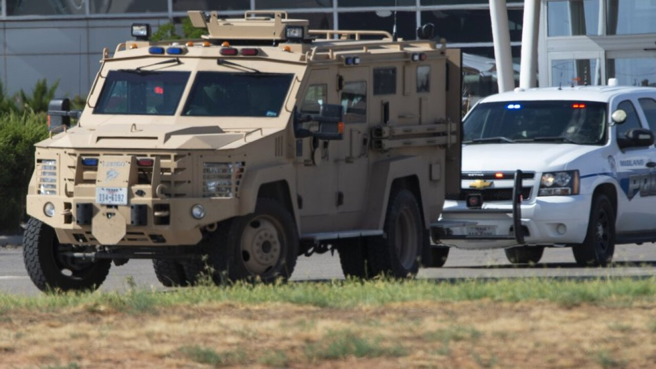 West Texas shooting latest