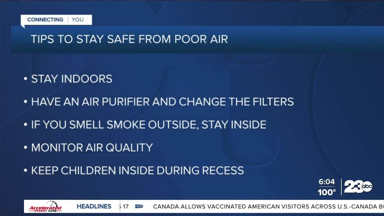 Tips to Stay Safe from Pool Air