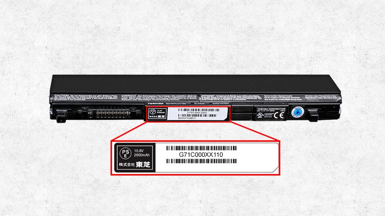 Toshiba recalls 100,000 batteries that can melt your laptop
