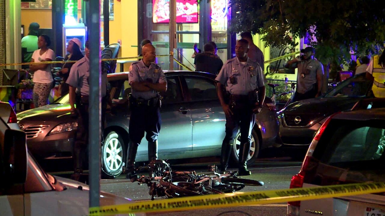 Prince George man charged in crash that injured D.C. policeofficers