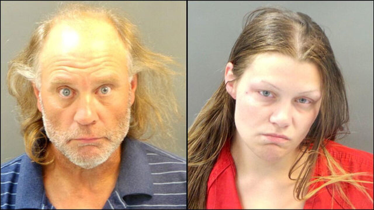 St. Louis couple charged in drug overdose death of baby